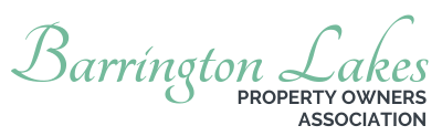 Barrington Lakes Logo