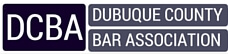 Dubuque County Bar Association Logo